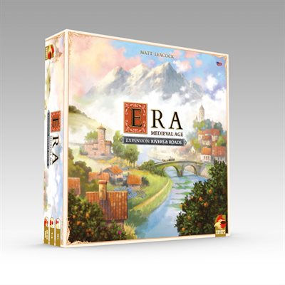 ERA Medieval Age - Expansion: Rivers & Roads