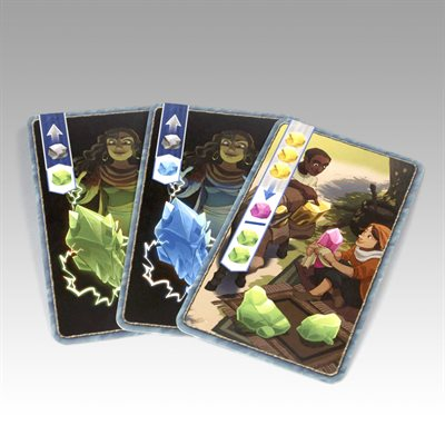 Century Golem Bonus Cards - 2nd pack