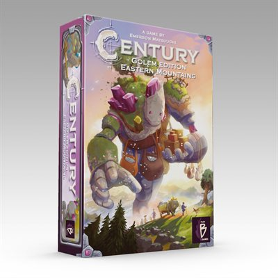 Century Golem Eastern Mountains
