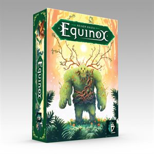 Equinox - Green version (Pre-order)