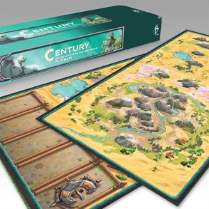 Century Golem An Endless World - Tapis de jeu