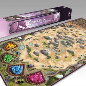 Century Golem Eastern Mountains - Tapis de jeu