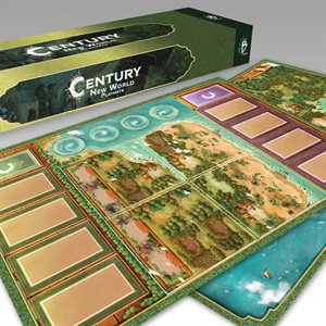 Century A New World - Tapis de jeu