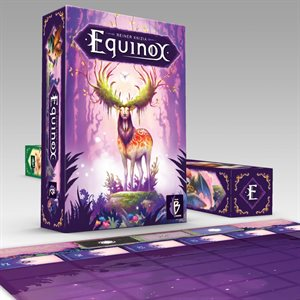 Equinox - Purple version BUNDLE (Pre-order)