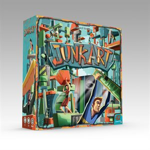 Junk Art 2nd edition (plastic version)