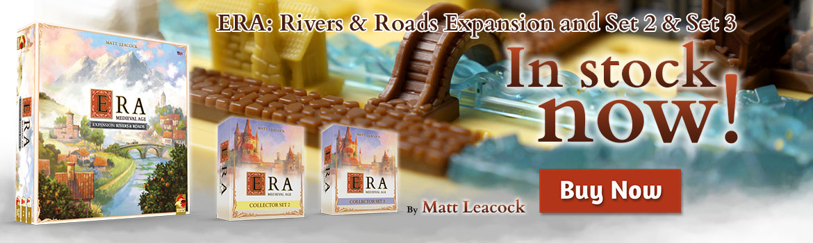 ERA Rivers and Roads Expansion